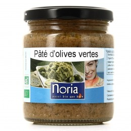 Pâté d'olives vertes 12...