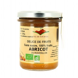 Délice 100% fruits abricot...
