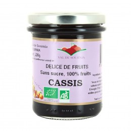Délice 100% fruits cassis 6...