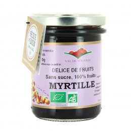 Délice 100% fruits myrtille...