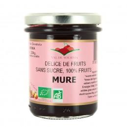 Délice 100% fruits mûre 6...