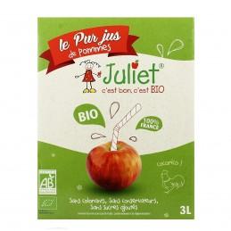 Jus de pomme Juliet 4...