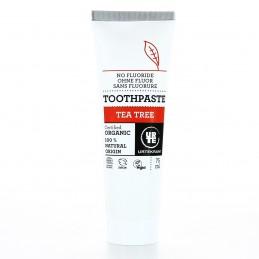 Dentifrice sans fluor à...