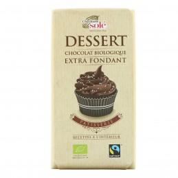 Chocolat noir dessert 56%...