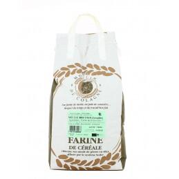 Farine de blé complète T110...