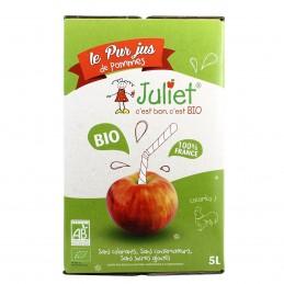 Jus de pomme Juliet...