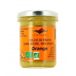 Délice 100% fruits orange 6...