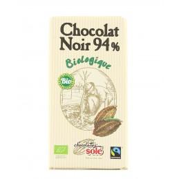Chocolat noir 94% sans...