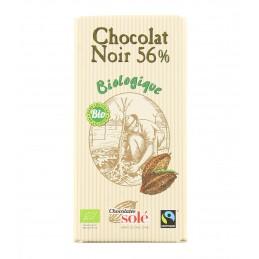 Chocolat noir 56% sans...