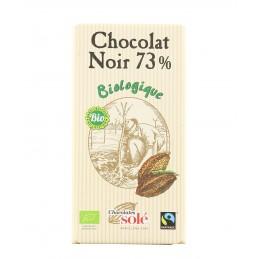 Chocolat noir 73% sans...
