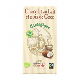 Chocolat au lait noix de...
