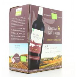 Vin rouge IGP Pays d'Oc...
