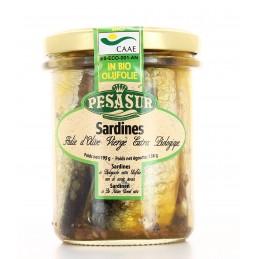 Sardines huile olive bio...