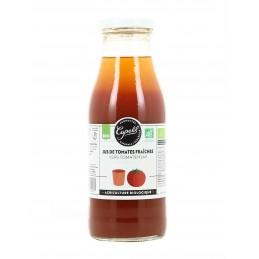 Jus 100% tomates fraîches 6...