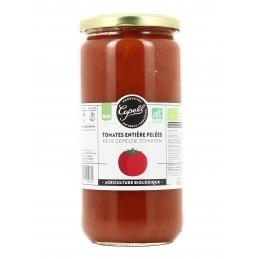 Tomates pelées entières 6...