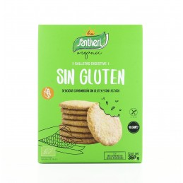 Biscuits digestive bio sans...
