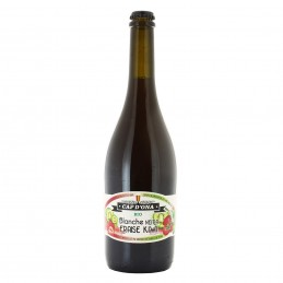Bière Blanche NEIPA Fraise...